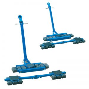 ET12 heavy-duty steerable skates group
