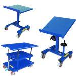 Naklápací pracovný stôl TWS150 / MLT2000